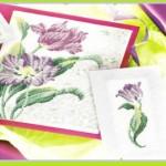 Дивные тюльпаны