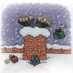 Зимняя новогодняя сказка