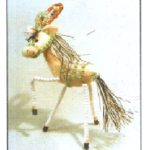 Как сделать игрушку лошадь