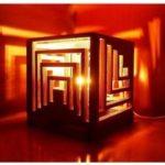 Светильник для домашней комнаты психологической разгрузки
